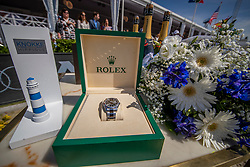 Mathy Prizegiving<br /> Grand Prix Rolex powered by Audi <br /> CSI5* Knokke 2019<br /> © Dirk Caremans<br /> Prizegiving