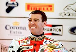 TROY CORSER AUSTRALIA  DUCATI  966 SUPERBIKE, World Supersport Superbike Championship Round 2 Donington Park 13th April 1998