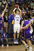 Matt Garr put in 15 points for the Mountaineers in last week's game with Strasburg.  The Mountaineers have not played in over a week  with several games either rescheduled or cancelled due to the recent snowfalls.   The Varsity Boys Basketball team beat Strasburg tonight 87-55. David Falk led the way with 20 points and Matt Garr added 15. Madison (17-0;4-0)  Date:  January/26/10, MCHS Varsity Boys Basketball vs Strasburg Rams,