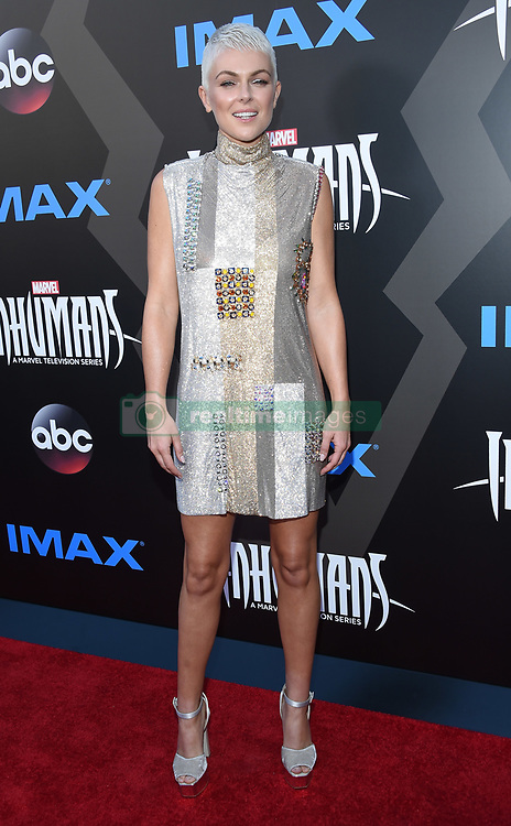Marvel's Inhumans - The First Chapter held at the Universal CityWalk. 28 Aug 2017 Pictured: Serinda Swan. Photo credit: O'Connor/AFF-USA.com / MEGA TheMegaAgency.com +1 888 505 6342