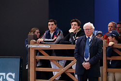 Philippaerts Anthony, Philippaerts Nicola, BEL<br /> LONGINES FEI World Cup™ Finals Paris 2018<br /> © Hippo Foto - Dirk Caremans<br /> 14/04/2018