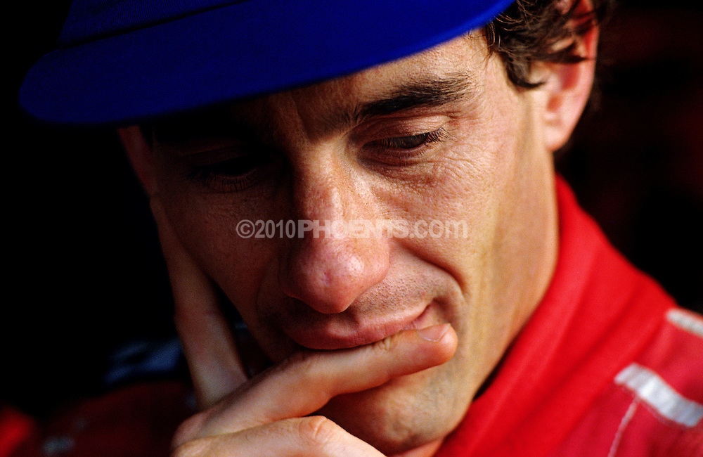 The &quot;50+&quot;book is a collection of photographs taken of Ayrton Senna during the Formula One seasons 1987, 1988 and 1989. It also includes images of Alain Prost, Damon Hill, Gerhard Berger and Nigel Mansell.<br /> <br /> Read the memories of motorsport writer Simon Arron, when he met Senna racing in England and his impressions as he saw a champion fulfil his potential.<br /> <br /> Inside too there are verified quotations from Ayrton Senna, Alain Prost, Frank Williams, Betise Assumpcao, Ron Dennis, Nigel Mansell, Viviane Senna Lalli, Damon Hill, Gerhard Berger, Professor Sidney Watkins and Rubens Barrichello. <br /> <br /> On March 21st 2010, Ayrton da Silva Senna (1988, 1990, 1991 Formula One World Champion, 162 Grand Prix, 41 Wins, 65 Poles, 80 Podiums) would have reached his 50th birthday...<br /> <br /> 50+  &quot;A Personal Photographic Memoir of Ayrton Senna&quot; <br /> by Mark Wohlwender<br /> http://www.blurb.com/bookstore/detail/2324026