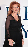 "Dec 9, 2014 - ""The Theory Of Everything"" - UK Premiere - Red Carpet Arrivals at Odeon,  Leicester Square, London<br /> <br /> Pictured: Sarah Ferguson<br /> ©Exclusivepix Media"