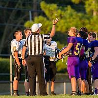 09-10-15 Berryville Jr High vs. West Fork