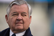 January 3, 2016: Carolina Panthers vs Tampa Bay Buccaneers. Jerry Richardson, owner of the Carolina Panthers
