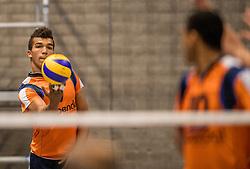 22-10-2016 NED: TT Papendal/Arnhem - Advisie SSS, Arnhem<br /> De Talenten winnen met 3-2 van SSS /