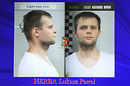 Milan: Pawel Herba Arrested - 6 Aug 2017