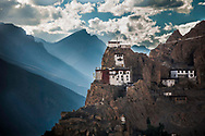 Dhankar Tibetan Monastery, Spiti Valley, India