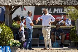 Peeters Jef, Peeters James, Van Lent Gunther, BEL<br /> Belgisch Kampioenschap Jeugd Azelhof - Lier 2020<br /> <br /> © Hippo Foto - Dirk Caremans<br /> 30/07/2020