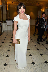 DAISY LOWE at the Royal Academy of Arts Summer Exhibition Preview Party at The Royal Academy of Arts, Burlington House, Piccadilly, London on 7th June 2016.