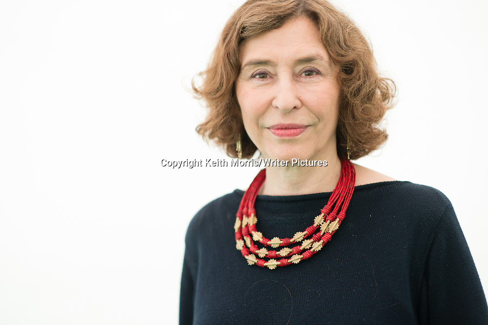 AZAR NAFISI<br /> <br /> Hay Literary Festival 2015<br /> Monday 25 May 2015<br /> <br /> Copyright Keith Morris / Writer Pictures