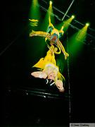 Trapeeze Artists, Ibiza, 2000