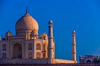 Taj Mahal, Agra, Uttar Pradesh, India.