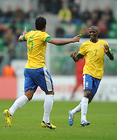 GOAL CELEBRATION PAULINHO RAMIRES