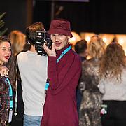 NLD/Amsterdam/20191206 - Sky Radio's Christmas Tree For Charity 2019, Koen Kardashian en Fajah Lourens