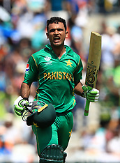 Final: Pakistan v India - 18 June 2017