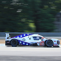 #10, Dragonspeed, BR Engineering BR1 - Gibson, LMP1 driven by: Henrik Hedman, Ben Hanley, Renger Van Der Zande, 24 Heures Du Mans  2018, , 16/06/2018,