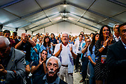 Fratelli dItalia supporters during Atreju 2019 on September 20, 2019 in Rome, Italy. Christian Mantuano / OneShot