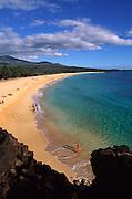 Makena Beach, Makena, Maui, Hawaii, USA<br />