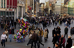 LILLE , FRANCE - FEB-22-2003 - Lille , France has been named the 2004 European Capital of Culture. (PHOTO © JOCK FISTICK)..