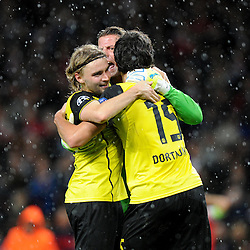 Arsenal v Borussia Dortmund