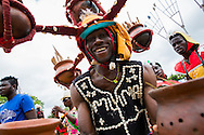 Day 3 of the Agbogboza Festival in Notse, Togo on September 3rd, 2016