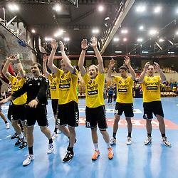 20121017: SLO, Handball - EHF Champions League, RK Gorenje Velenje vs Bjerringbro Silkeborg