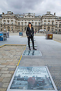 Specially commissioned for Photo London, an installation by Rut Blees Luxemburg (pictured) in the courtyard of Somerset House, London. The piece involes 10 lightbox cubes and framed lights which show 'an urban love story overlaid with text by philosopher Alexander Garcia Duttmann'. The inaugural edition of Photo London - London's first international photography fair, it aims to harness the growing audience for photography in the city and nurture a new generation of collectors. Photo London is produced by the consultancy and curatorial organisation Candlestar, known for their work with Condé Nast and the Prix Pictet photography award and touring exhibition. Photo London's public programme is supported by the LUMA Foundation.