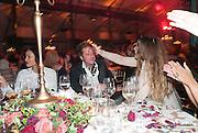 Lars von Bennigsen; Alice Templerley, Evgeny Lebedev and Graydon Carter hosted the Raisa Gorbachev charity Foundation Gala, Stud House, Hampton Court, London. 22 September 2011. <br /> <br />  , -DO NOT ARCHIVE-© Copyright Photograph by Dafydd Jones. 248 Clapham Rd. London SW9 0PZ. Tel 0207 820 0771. www.dafjones.com.