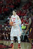Nick Zeisloft Illinois State Redbird Basketball Photos