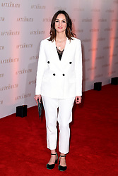 Cara Horgan attending the world premiere of The Aftermath at the Picturehouse Central Cinema in London