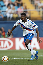 September 20, 2018 - Vila-Real, Castellon, Spain - Lassana Coulibaly of Rangers in action during the UEFA Europa League group G match between Villarreal CF and Rangers at Estadio de la Ceramica on September 20, 2018 in Vila-real, Spain  (Credit Image: © David Aliaga/NurPhoto/ZUMA Press)