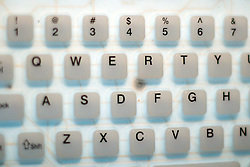 30 November 2006:  Soft to the touch keyboard lights up when turned on.<br />
