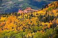 Near Brian Head Utah, high country colors.<br /> 9-18-14