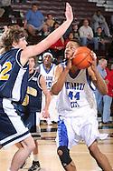 Oklahoma City vs Wayland Baptist.SAC Tournament - Round 1.March 2, 2007