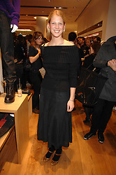 LADY GABRIELLA WINDSOR at a party to celebrate the opening of the new Uniqlo store at 331 Oxford Street, London W1 on 6th November 2007.<br /><br />NON EXCLUSIVE - WORLD RIGHTS