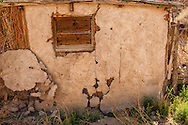 Adobe house, Abiquiu, New Mexico