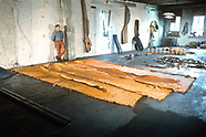 Richard Serra in his studio, 1968, Newsweek Over 120 images available.