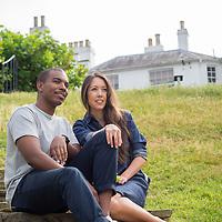 Midori & Xavier Engagement Shoot