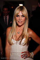 "Tinsley Mortimer attends the opening of ""Lady"" by Douglas Friedman at the Ruffian Gallery on April 23, 2009 in New York City."