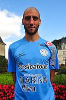 Laurent Agouazi - 22.09.2015 - Photo Officielle Tours <br /> Photo : Philippe Le Brech / Icon Sport