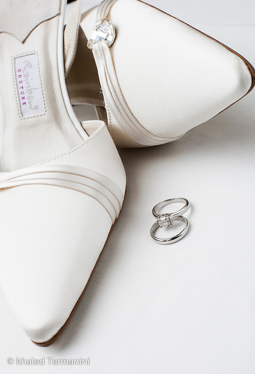 Wedding Photography, Shoes, Ring