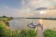 Pier, Hayground Cove, Mecox Bay, Bay Lane, Water Mill, NY