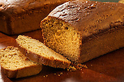 Maple syrup graham bread made with Crown Maple Syrup