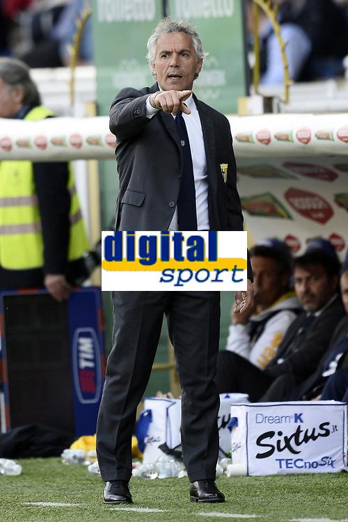 Roberto Donadoni<br /> Parma 11-04-2015 Stadio Tardini, Football Calcio Serie A Parma - Juventus Foto Image Sport / Insidefoto