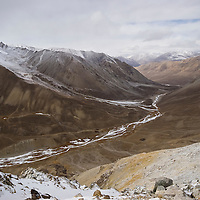 Big Pamir valley, Afghanistan.