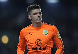 Nick Pope of Burnley - Mandatory by-line: Jack Phillips/JMP - 19/04/2018 - FOOTBALL - Turf Moor - Burnley, England - Burnley v Chelsea - English Premier League