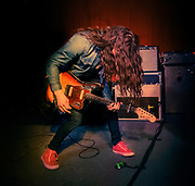 Kurt Vile live at the Grog Shop, concert photography by Akron music photographer, Cleveland music photographer Mara Robinson