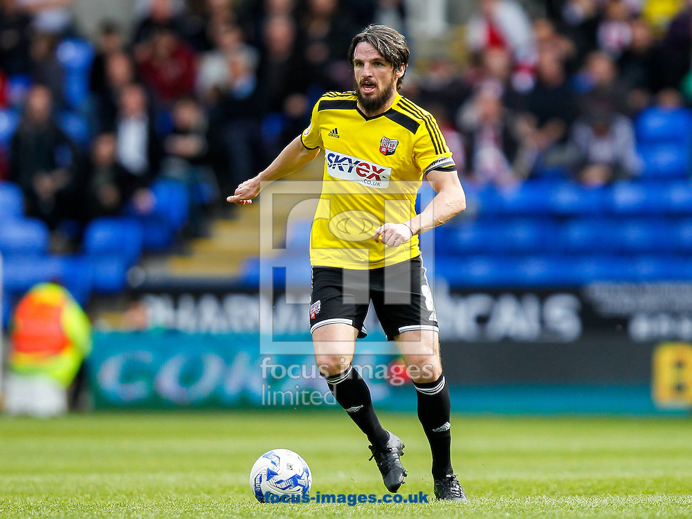 Jonathan Douglas of Brentford during the Sky Bet Championship match between Reading and y of Brentford at the Madejski Stadium, Reading<br /> Picture by Mark D Fuller/Focus Images Ltd +44 7774 216216<br /> 25/04/2015