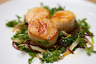 Scallops with roasted fennel and Neapolitan chiles will be one of the many courses offered on the A16 Christmas Eve Feast of the 7 Fishes prix-fixe menu.